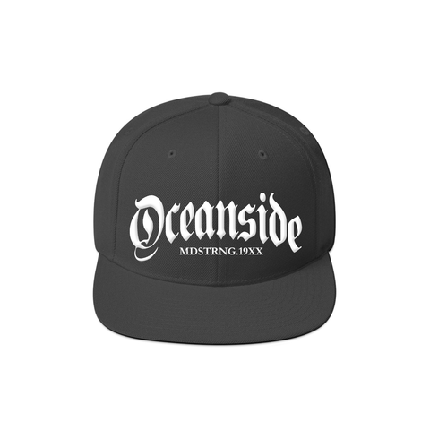 CROWN HEIGHTS SNAPBACK