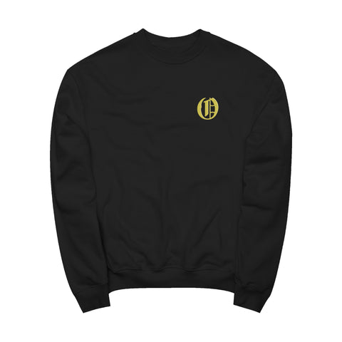OSIDE OR NO SIDE CREWNECK