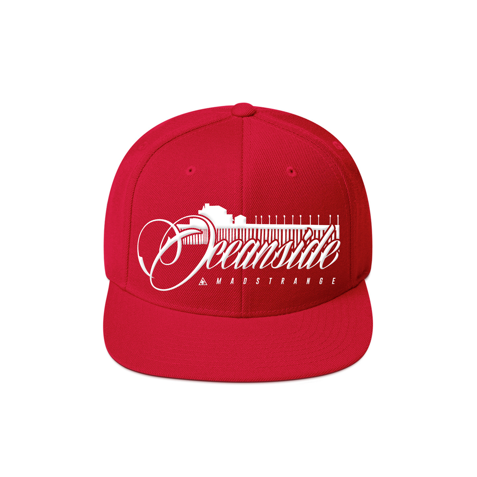 SCRIPT FULL OCEANSIDE SNAPBACK