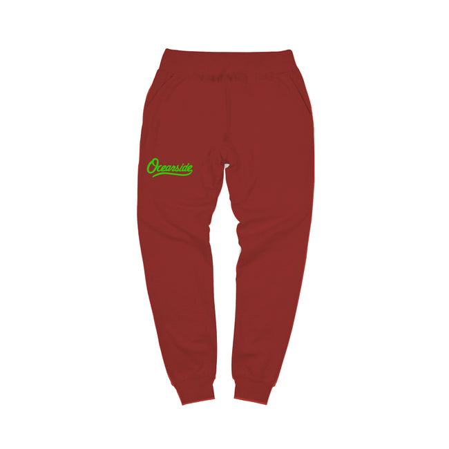 Classic Joggers (RED)