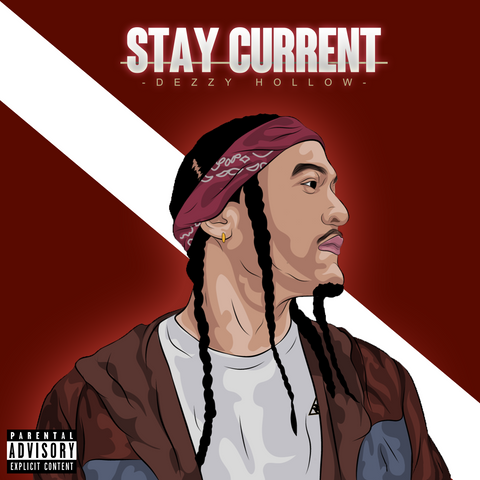 "Autographed ""Stay Current"" CD by Dezzy Hollow"