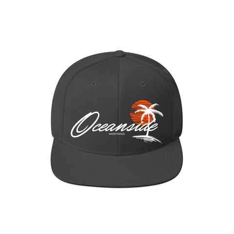 STATEMENT OCEANSIDE SNAPBACK