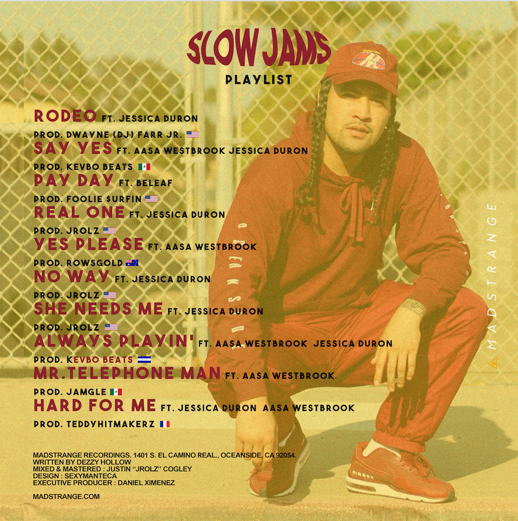 SLOW JAMS PLAYLIST