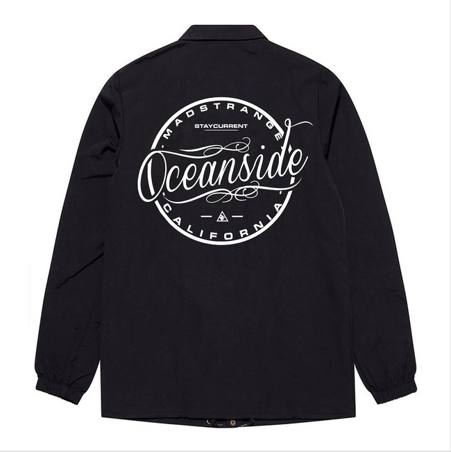 Oceanside Windbreaker Jacket