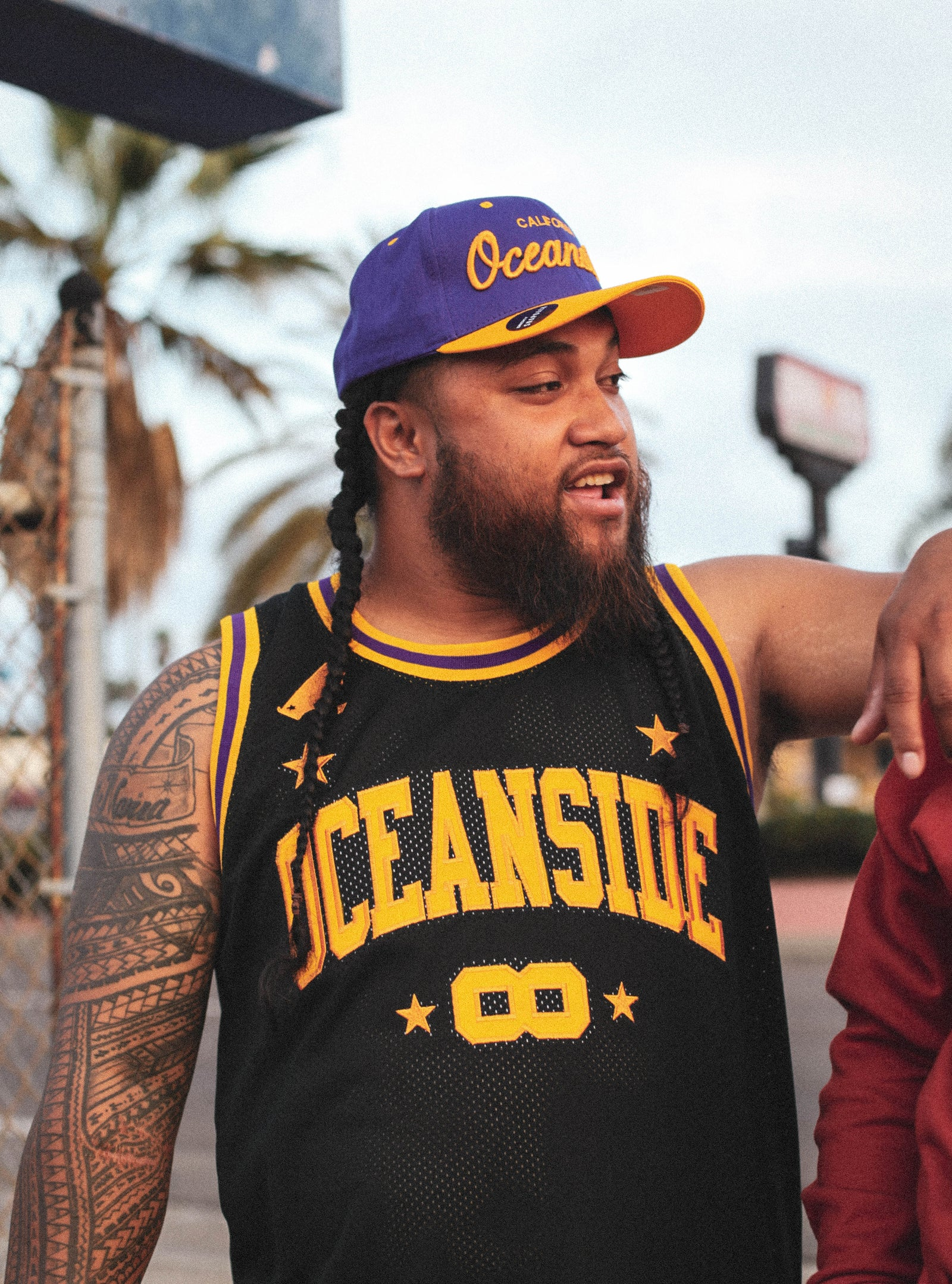 Classic Oceanside (Lakers Colorway) City Edition