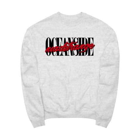 Oceanside Classic Crewneck (A's Colorway)