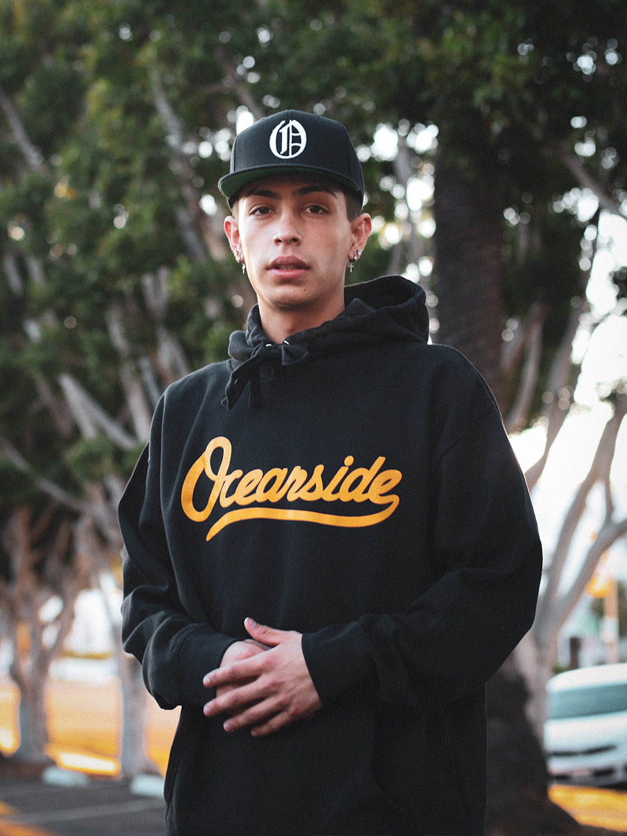 The Classic Hoodie (BLACK)