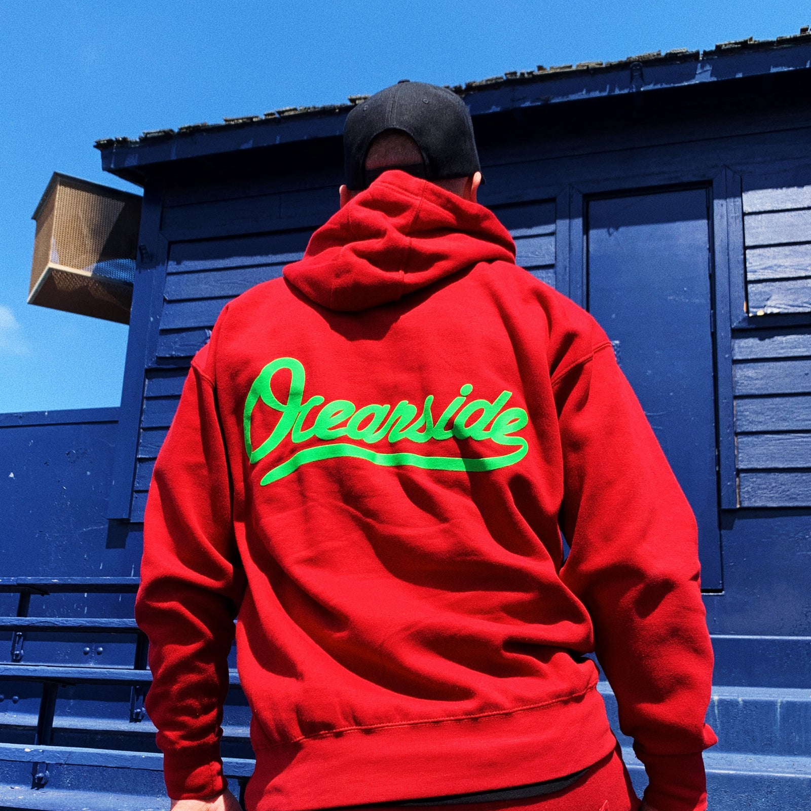 Classic Hoodie (RED)