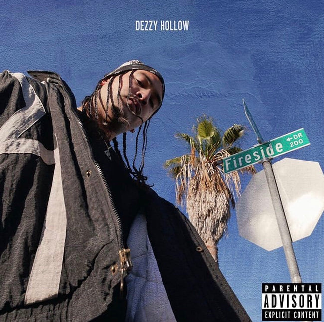 FIRESIDE BY DEZZY HOLLOW (AUTOGRAPHED) CD