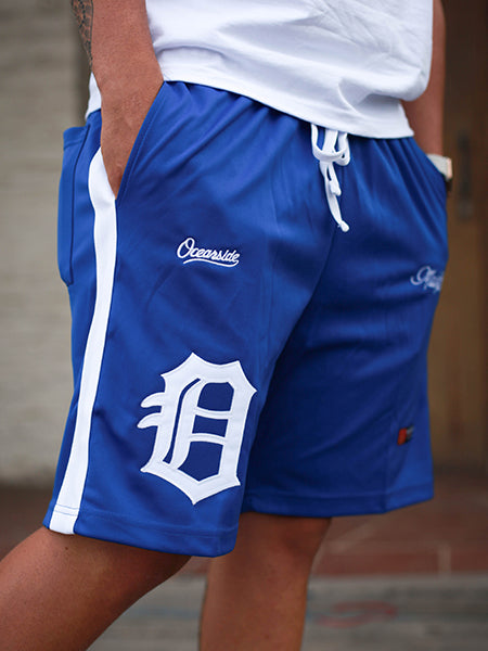 Saucy Me Shorts (Royal Blue)
