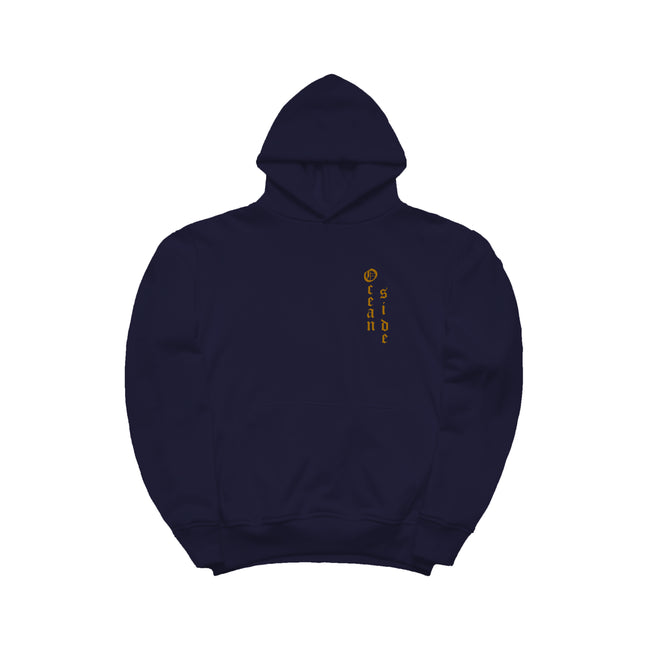 Ocean Down Hoodie ( Brewy Colorway )