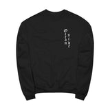 OCEANSIDE STITCHED CREWNECK