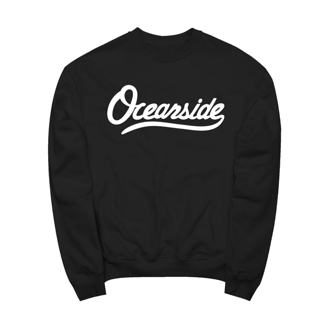 CLASSIC OCEANSIDE CREWNECK (B&W COLORWAY)