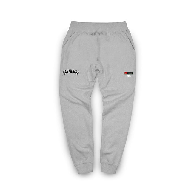 Oceanside Swish Joggers (Grey)