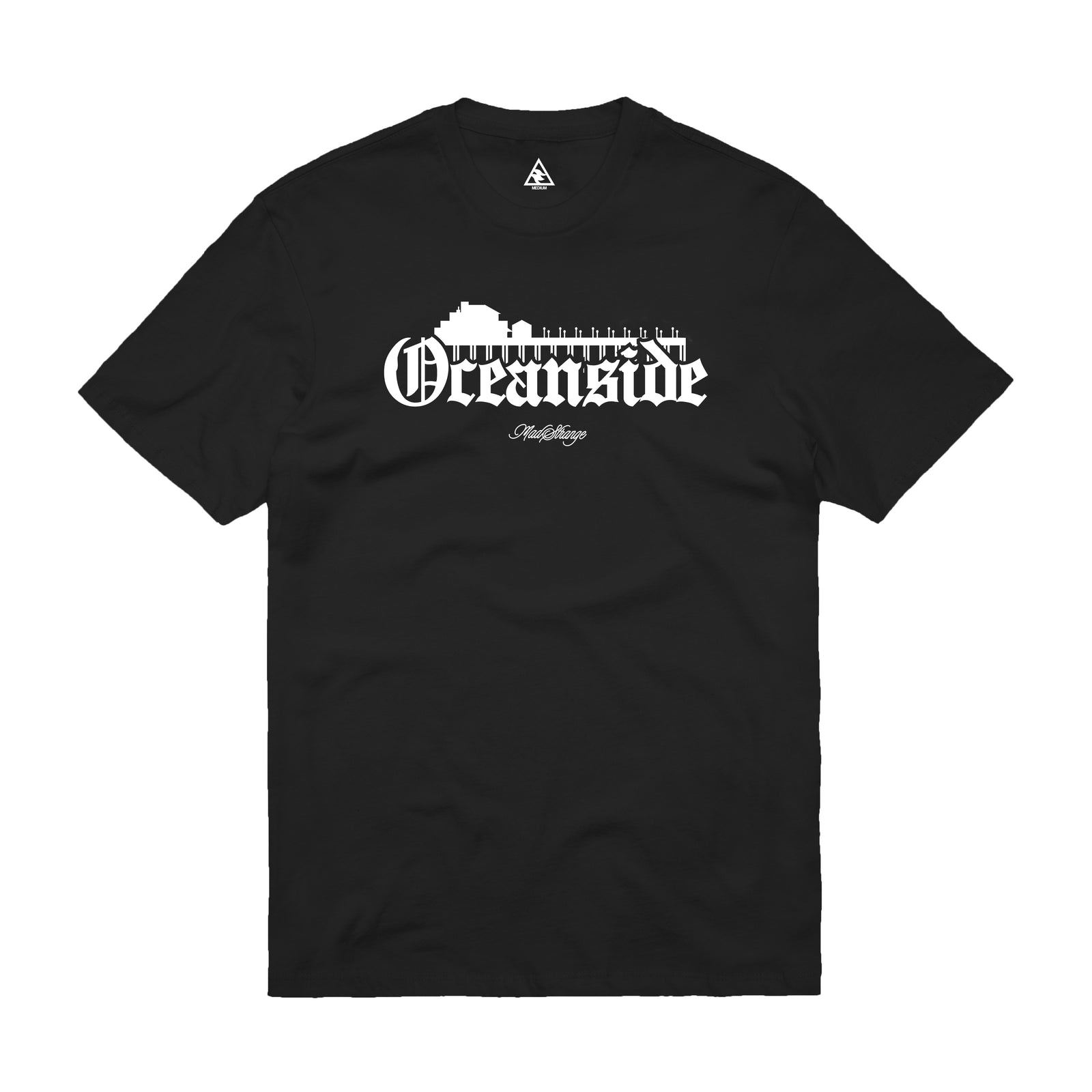 Oe Pier T-Shirt (Black)