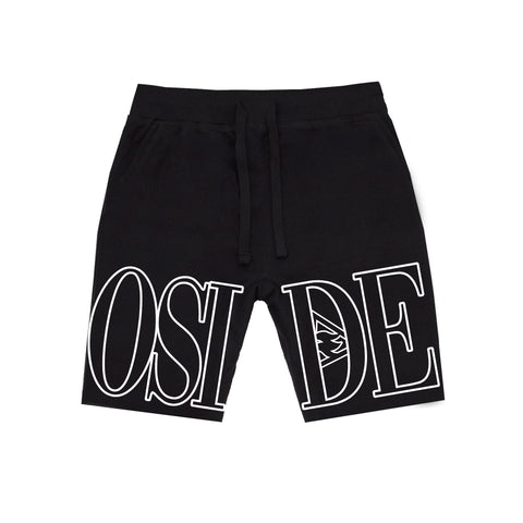 Classic Oceanside Grey Shorts