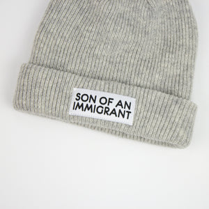 Son of an Immigrant beanie Miscelanea NY