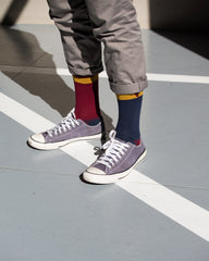 How To Wear MisMatched Socks, FEAT Socks