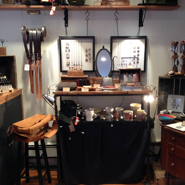visit our shop in belfast, maine