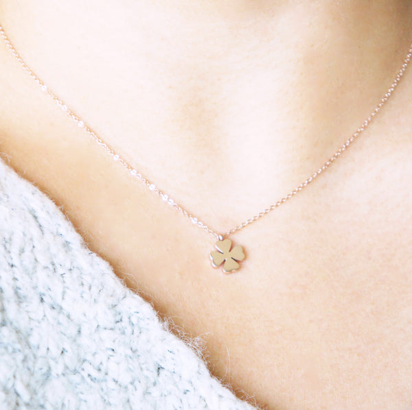 Clover Necklace - 3 colours