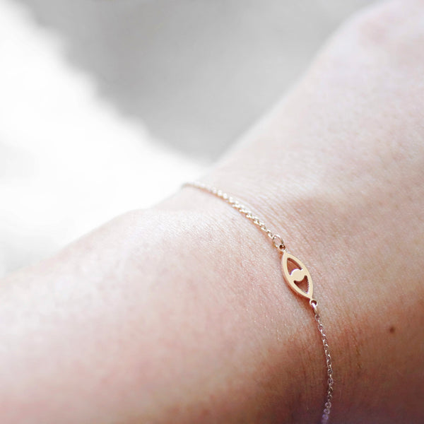 Eye Bracelet / Anklet - 3 colours