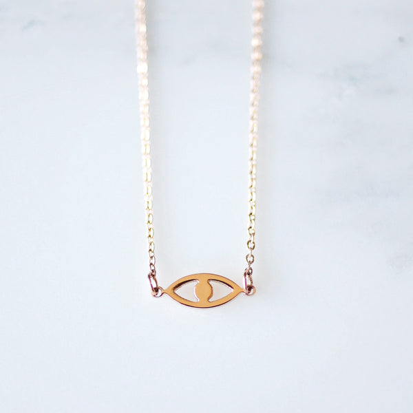 Eye Necklace - 3 colours
