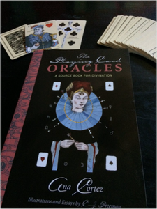 Original Oracle Cards, Books and Essential Paraphernalia