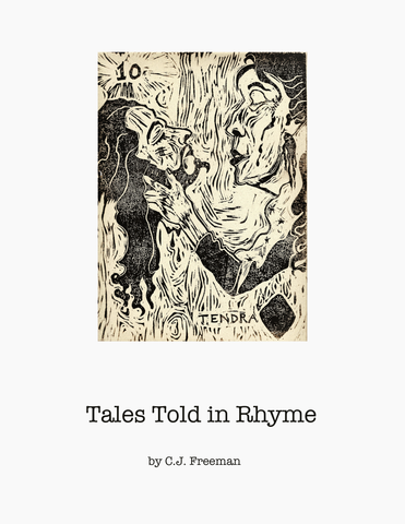 """Tales Told in Rhyme"" by CJ Freeman - PDF eBook"