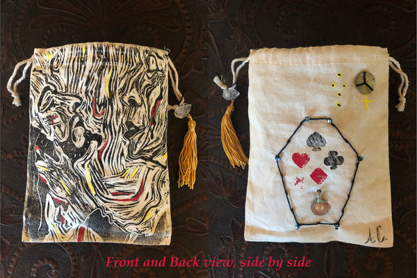 """Tendra"" Handmade DECK BAG"