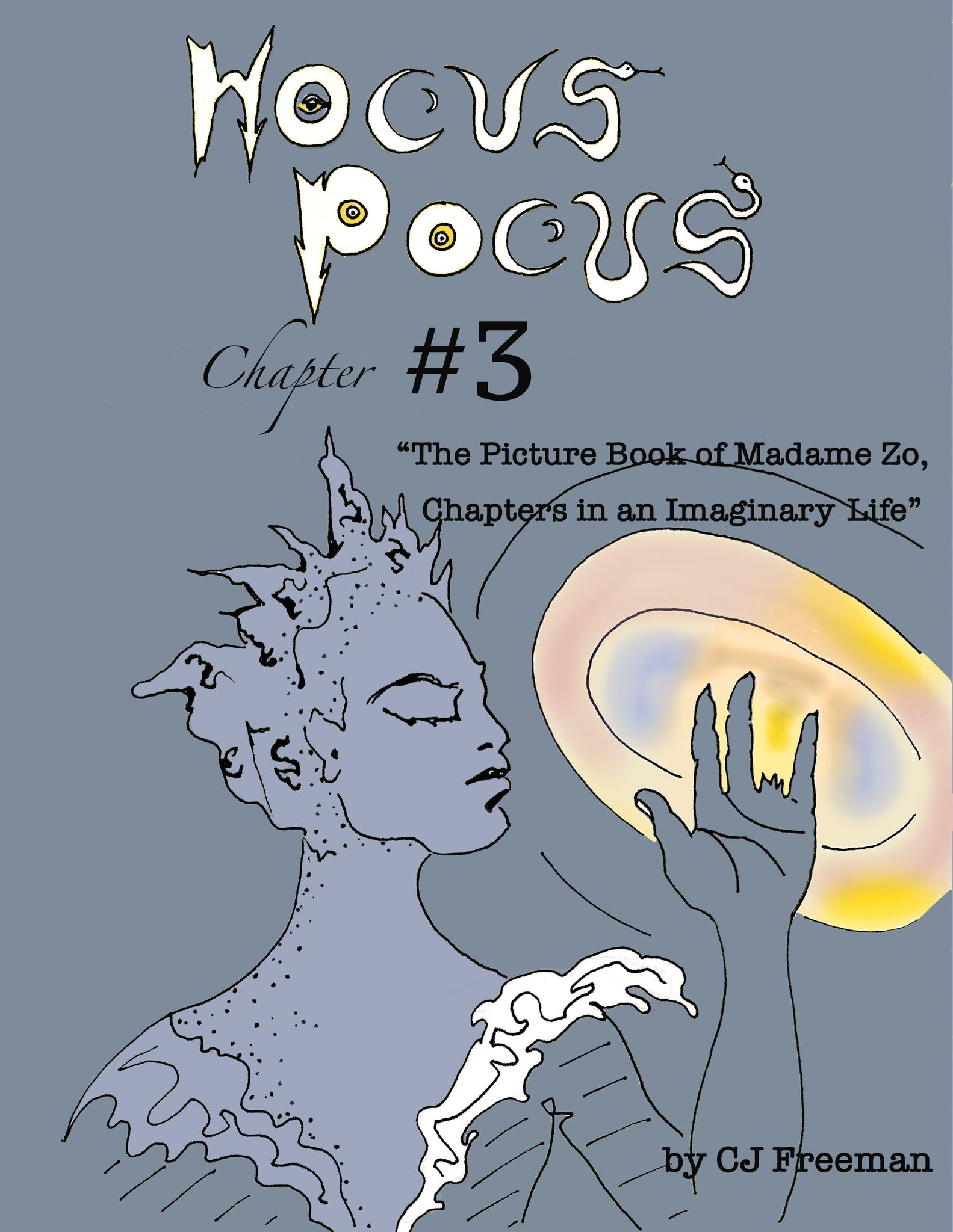 "Ebook - The Picture Book of Madame Zo, Chapter 3: ""Hocus Pocus"""