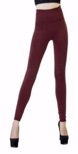 High-Waist Thermal Leggings