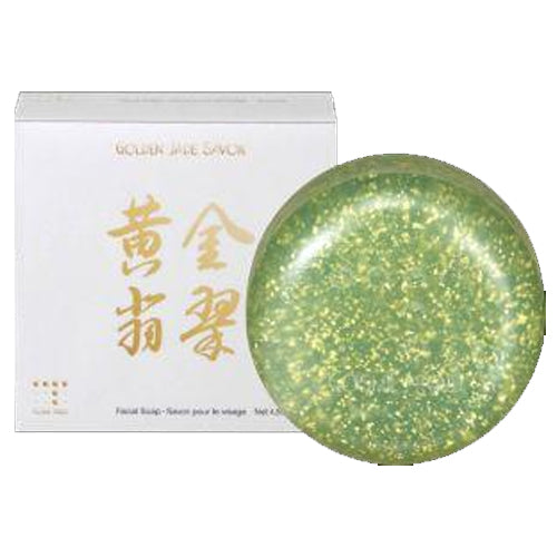 Golden Jade Savon Japanese Paper Box (130G)