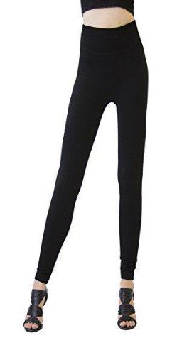Seamless Full Length Thermal Leggings