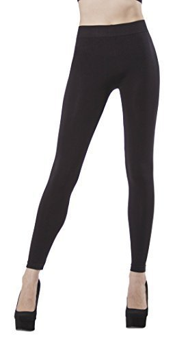 Thin Seamless Full-Length Leggings