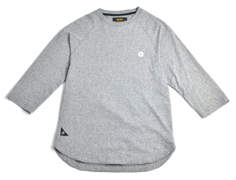 10 Deep Fall 2015 Delivery 2 Baseball Tee Gray