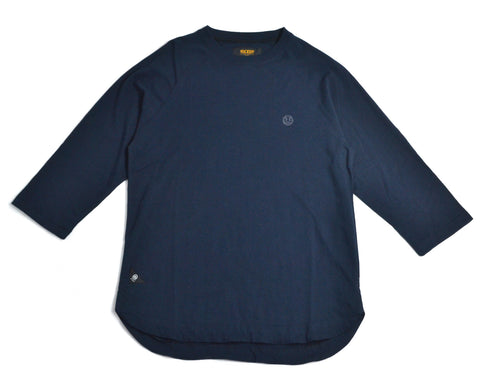 10 Deep Fall 2015 Delivery 2 Baseball Tee Navy