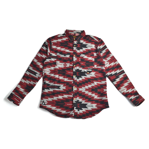 10 Deep Fall 2015 Delivery 2 Flannel Buttondown