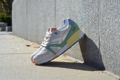 Concepts x Diadora N.9000 Lira - Outdoor 2