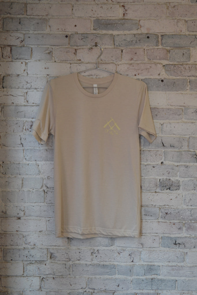 OG Tee-French Vanilla/Cream