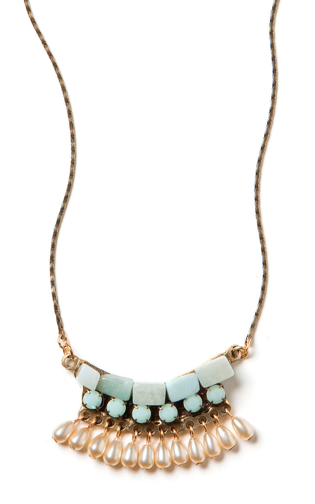 Aegean Blues Necklace #K07N