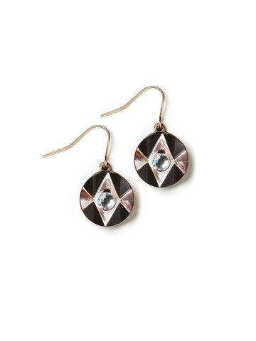 Argyle Pearl Earrings #A03E