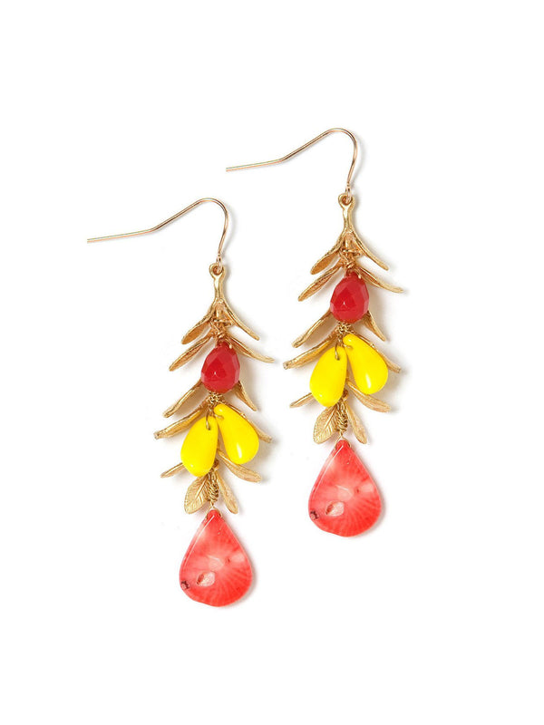 Autumn Leaves Earrings