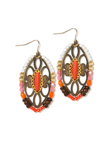 Renaissance Earrings #A24E