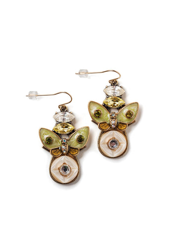 Butterfly Earrings  #AA27E