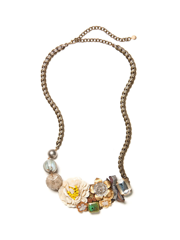 Antique Garden Necklace