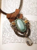 Turquoise Classic Necklace #B06N