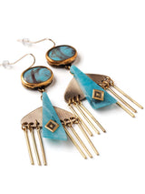 Fountain Head Earrings