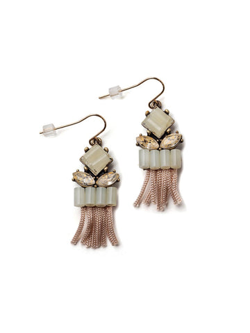 Dainty Loop Earrings  #BB07E
