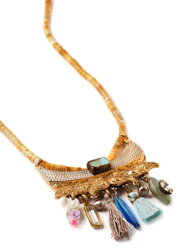 Beachside Statement Necklace