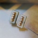 Aster Stud Earrings Stud Set